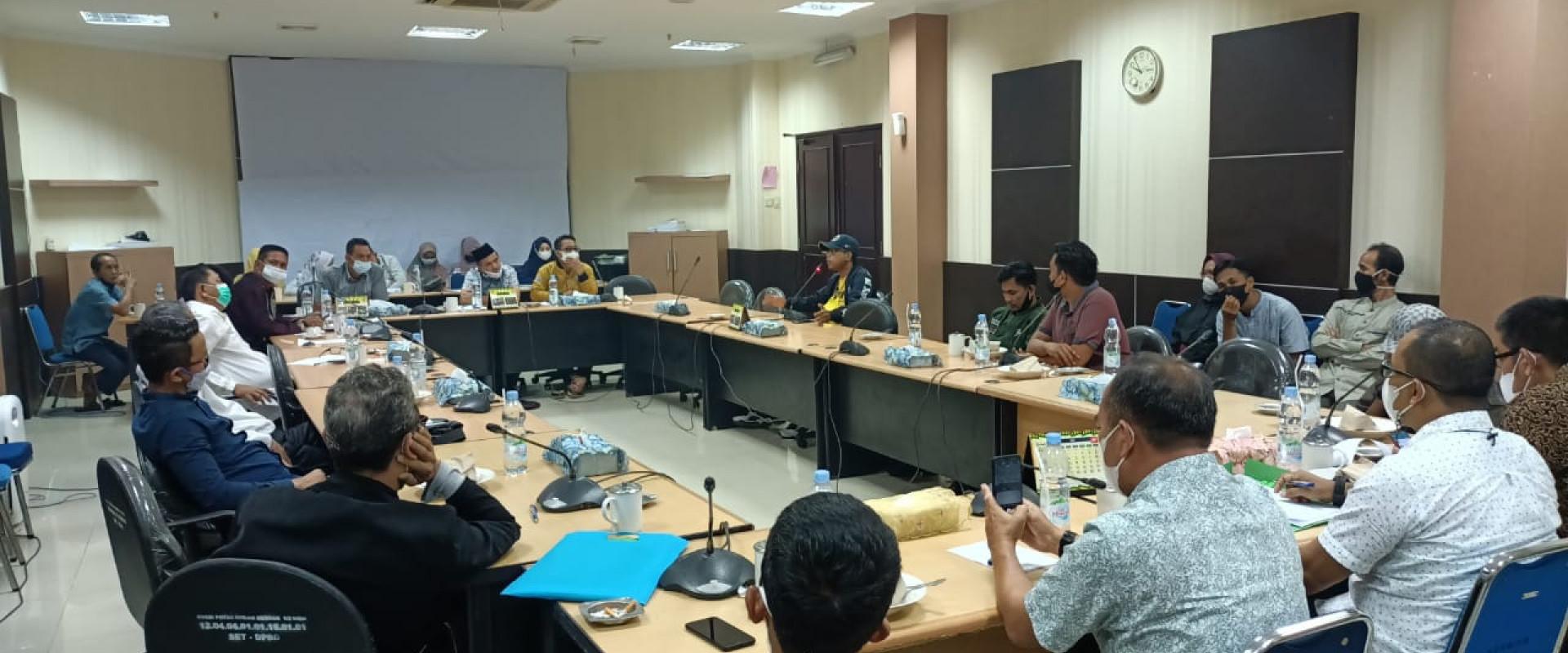 DPRD Inhil Komitmen Dukung Kebutuhan Anggaran Publikasi