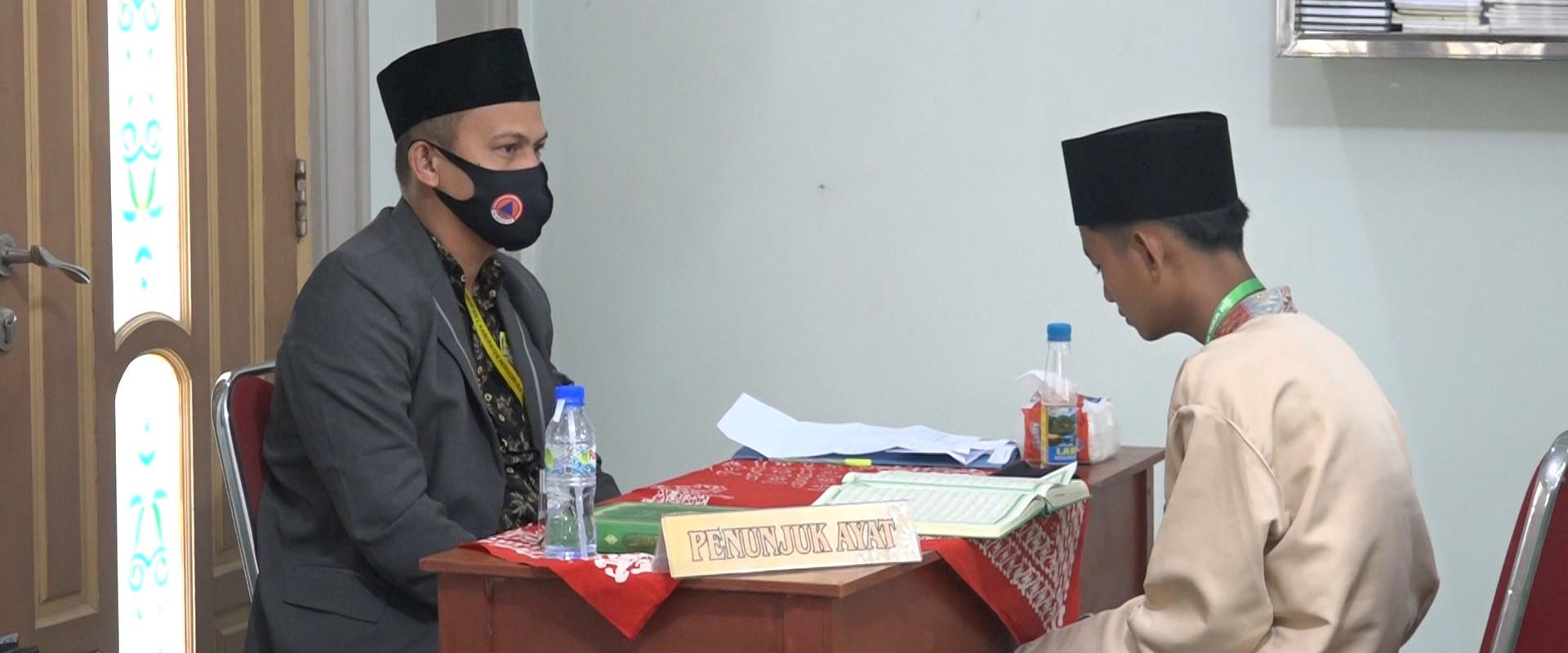 Babak Final Lomba Qira'at MTQ 2020